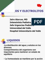 Liquidos en Pediatria