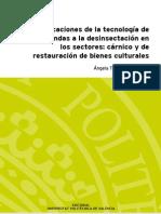 Aplicaciones de La Tecnologia de Microondas a La Desinsectacion en Los Sectores-carnicos y de Restauracion de Bienes Culturales