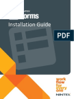 NF2010 Installation Guide English