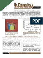 Bulk Density Guide