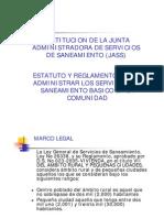 39constitucion de La Jass - Estatutos y Reglamentos