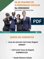 Póliza SAPE 999200032 2013