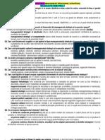 1 Examen Std 2013 Mru Management Previzional (Strategic)