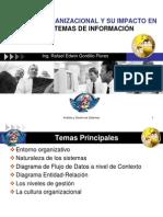 EL ESTILO ORGANIZACIONAL Y SU IMPACTO EN LOS SISTEMAS DE INFORMACIÓN