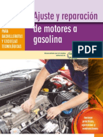 Mantenimiento de Motores a Gasolina