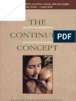 Jean Liedloff - The Continuum Concept - In Search of Lost Happiness