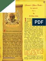 Jaimini Astrology - K N Rao Part 3