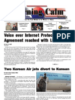 The Morning Calm Korea Weekly - Jan. 19, 2007