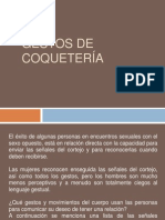 COQUETERIA