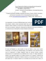 Museo y Escuela, estructuras Educativas y Culturales. Museo en Ciencias de la Salud.pdf