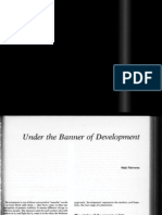 Under the Banner of Development-  Majid Rahnema