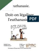 légaliser euthanasie