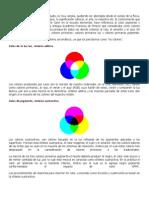La problemática del Color y su estudio