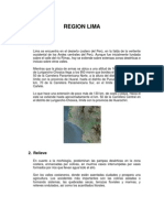 Geografía lima