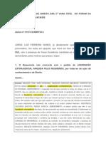 produção de provas e liquidação