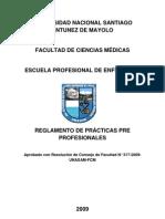 Reglamento PP EPE 2009