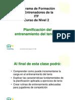 Plnificacion Del Entrenamiento 2