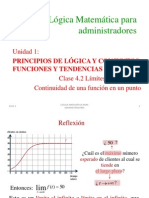 1.10 Tendencia en El Infinito Continuidad 2013-1