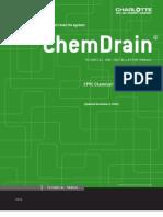 ChemDrain Tech Man