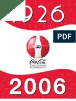 Historia Coca Cola