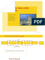 PTW LEAN Initiatives_22 Sept