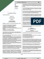 Gaceta Ley No. 331, Ley Electoral Con Reformas Incorporadas
