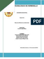Manual - Medicion Ambiental - Millan