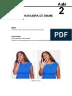 Lingua Brasileira de Sinais Libras Aula 2