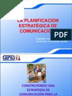 Plan de campaña de comunicación