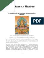 Oraciones y Suttras Budistas