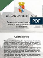 PROYECTO UNIVERSIDAD EN CONSTITUCIÓN