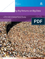 TCS Big Data Global Trend Study 2013