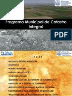 Programa Municipal Catastro Integral