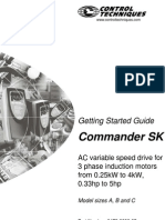Commander Sk Getting Started Guide