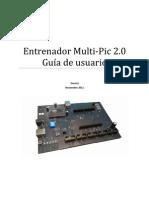 Entrenador Multi-Pic 2 0 Guía de usuario