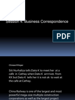 BUSINESS CORRESPONDENCE.ppt