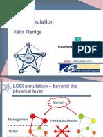 LCCI Simulation Felix Flentge