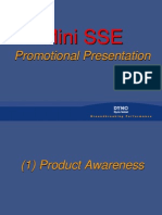 Mini SSE promotionalUnit 3 .ppt