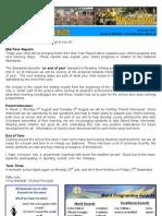 Newsletter 11.07.13
