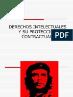 Derechos Intelectuales y Su Proteccion Contractual