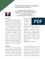 ARTICULO TESIS DISEÑO DE UN PROTOTIPO DE HORNO DESHIDRATADOR DE SPIRULINA UTILIZANDO ENERGÍA RENOVABLE