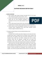 Standar Akuntansi Keuangan Sektor Publik