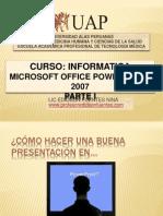 16. Power Point 2007 Parte i