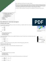 Deflection (Engineering) - Wikipedia, The Free Encyclopedia