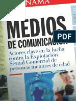 Medios de Comunicaicon en La Lucha Contra La Escnna