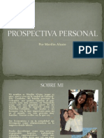 Prospectiva Personal