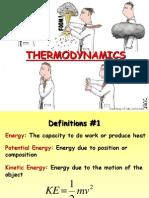 6 Thermodynamics