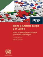 China America Latina Relacion Economica Comercial