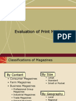10_Evaluation of Print Media