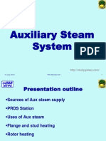 Auxiliary Steam System